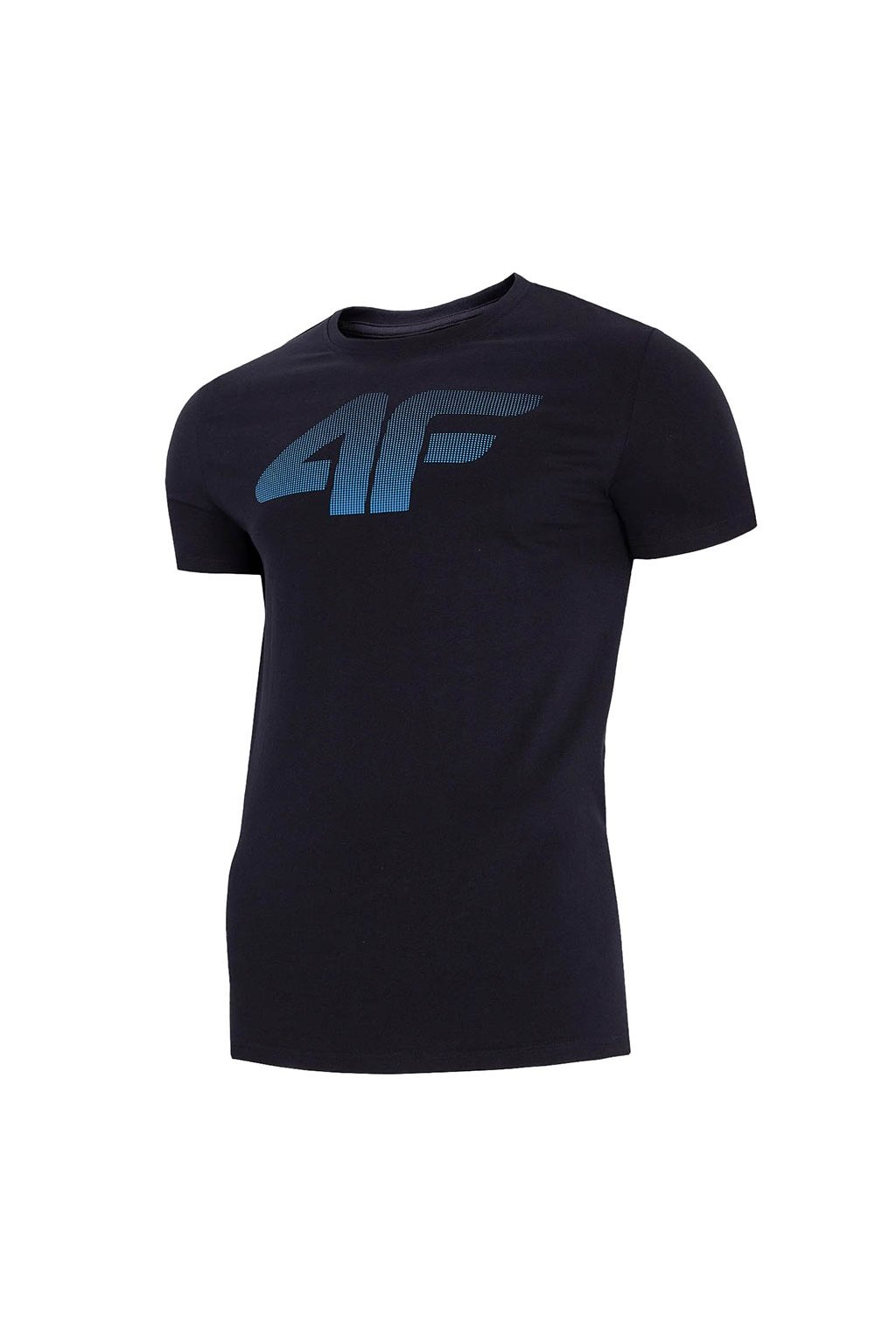 Pánske tričko 4F tmavo modré NOSD4 TSM302 31S