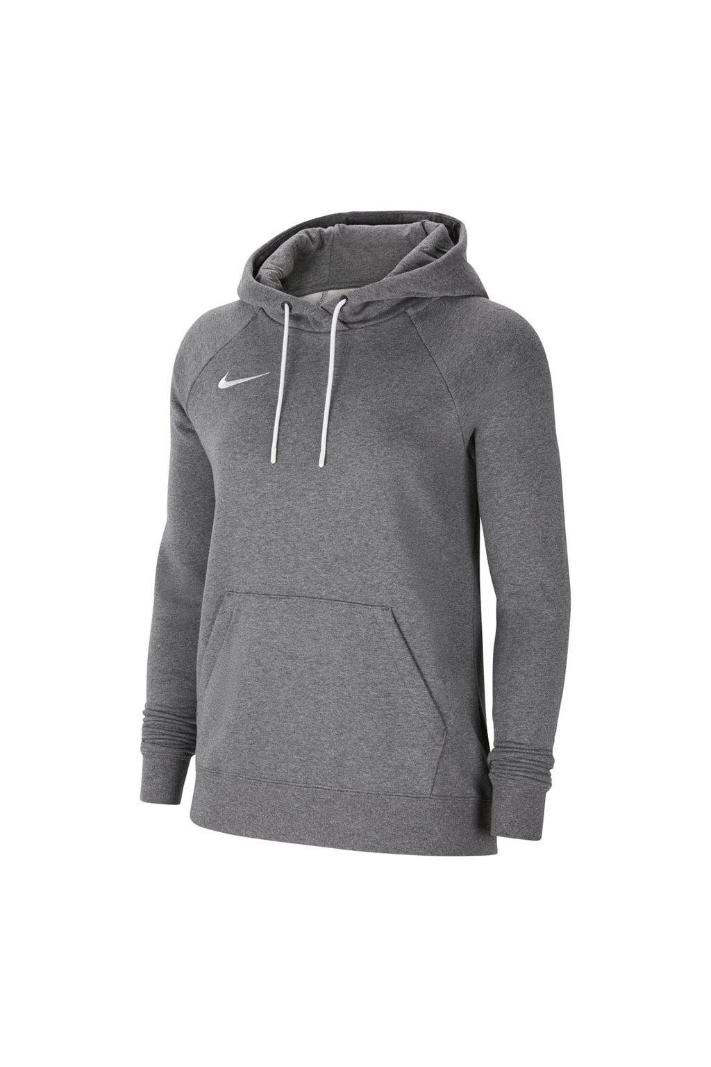 Dámska mikina Nike Team Club 20 Hoodie šedá CW6957 071