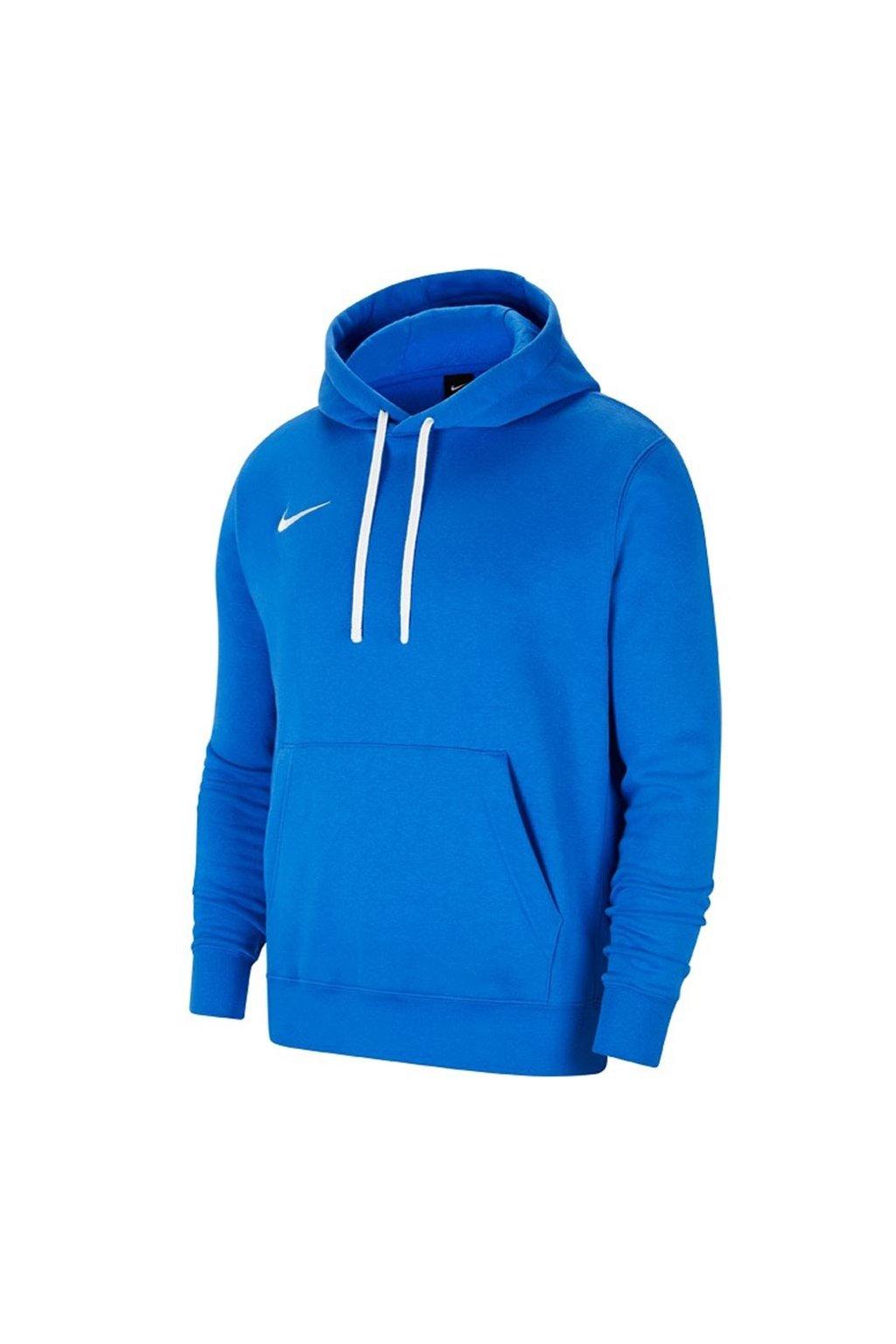 Dámska mikina Nike Team Club 20 Hoodie modrá CW6957 463