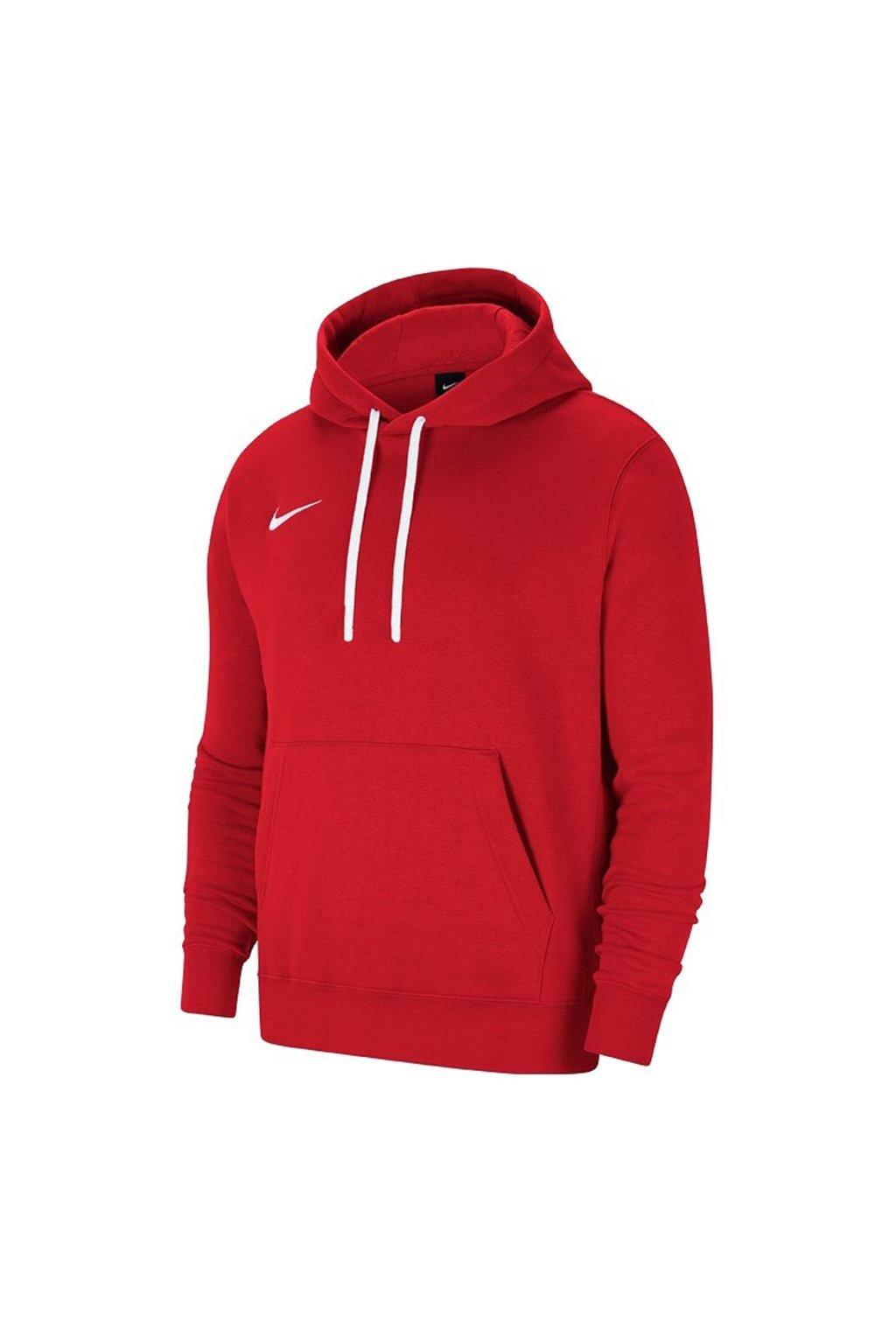 Dámska mikina Nike Team Club 20 Hoodie červená CW6957 657