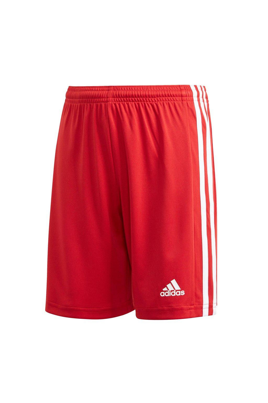 Detské kraťasy Adidas Squadra 21 Short Youth červené GN5761