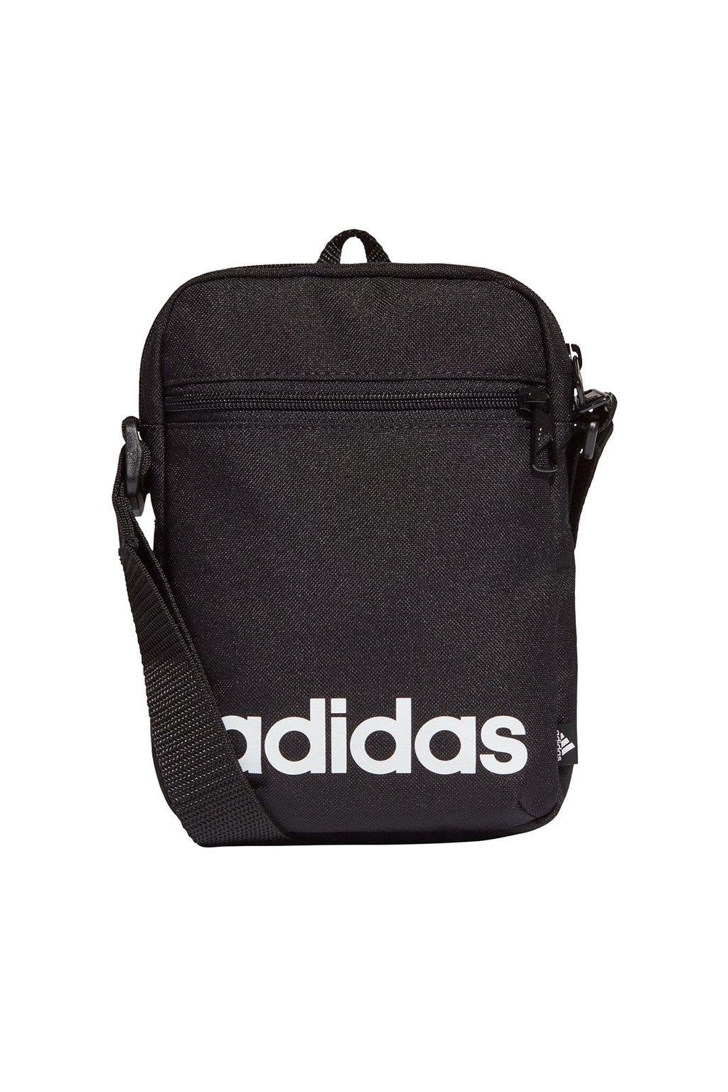 Taška na rameno adidas Linear Shoulderbag čierna GN1948