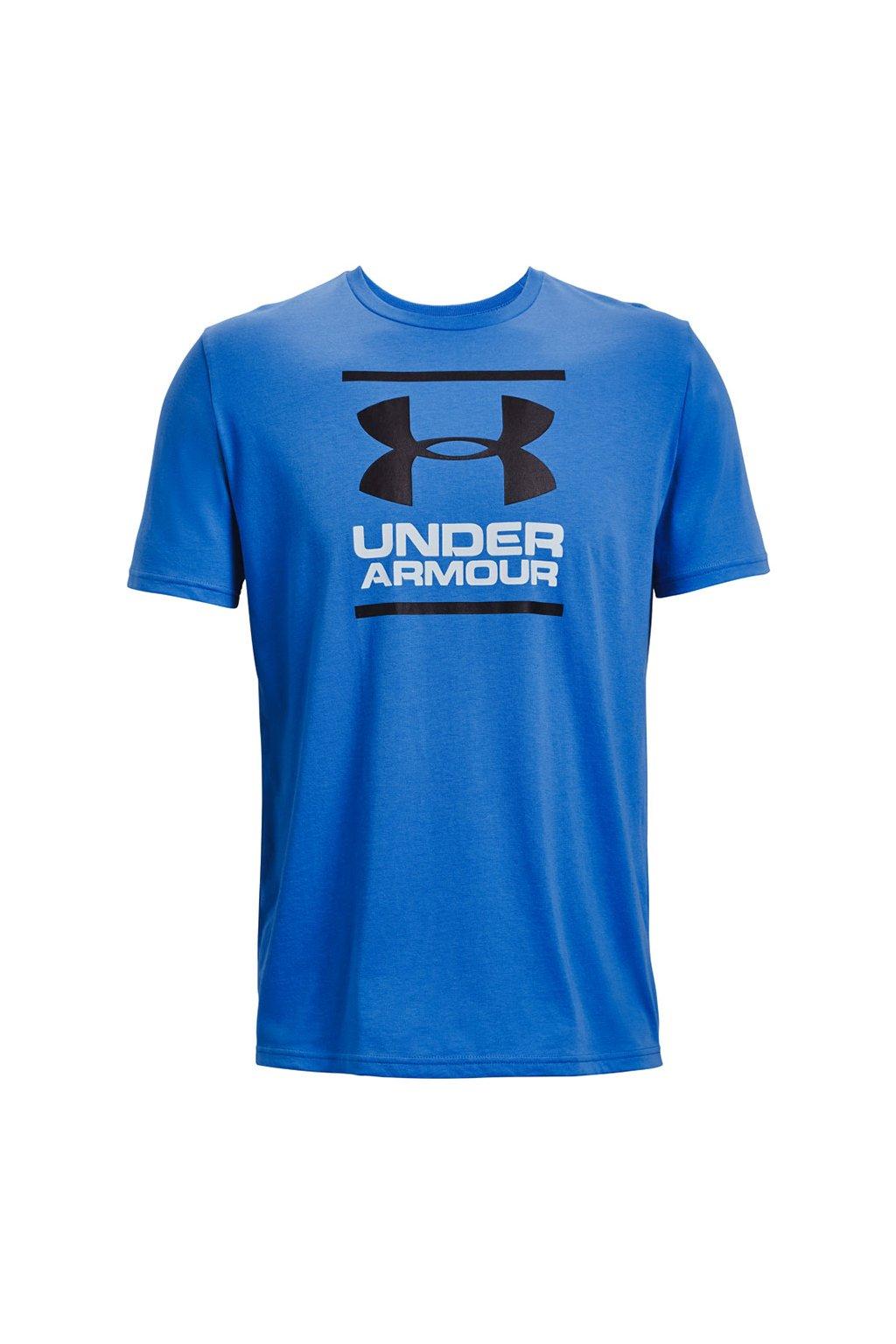 Pánske tričko Under Armour tmavomodré 1326849 787