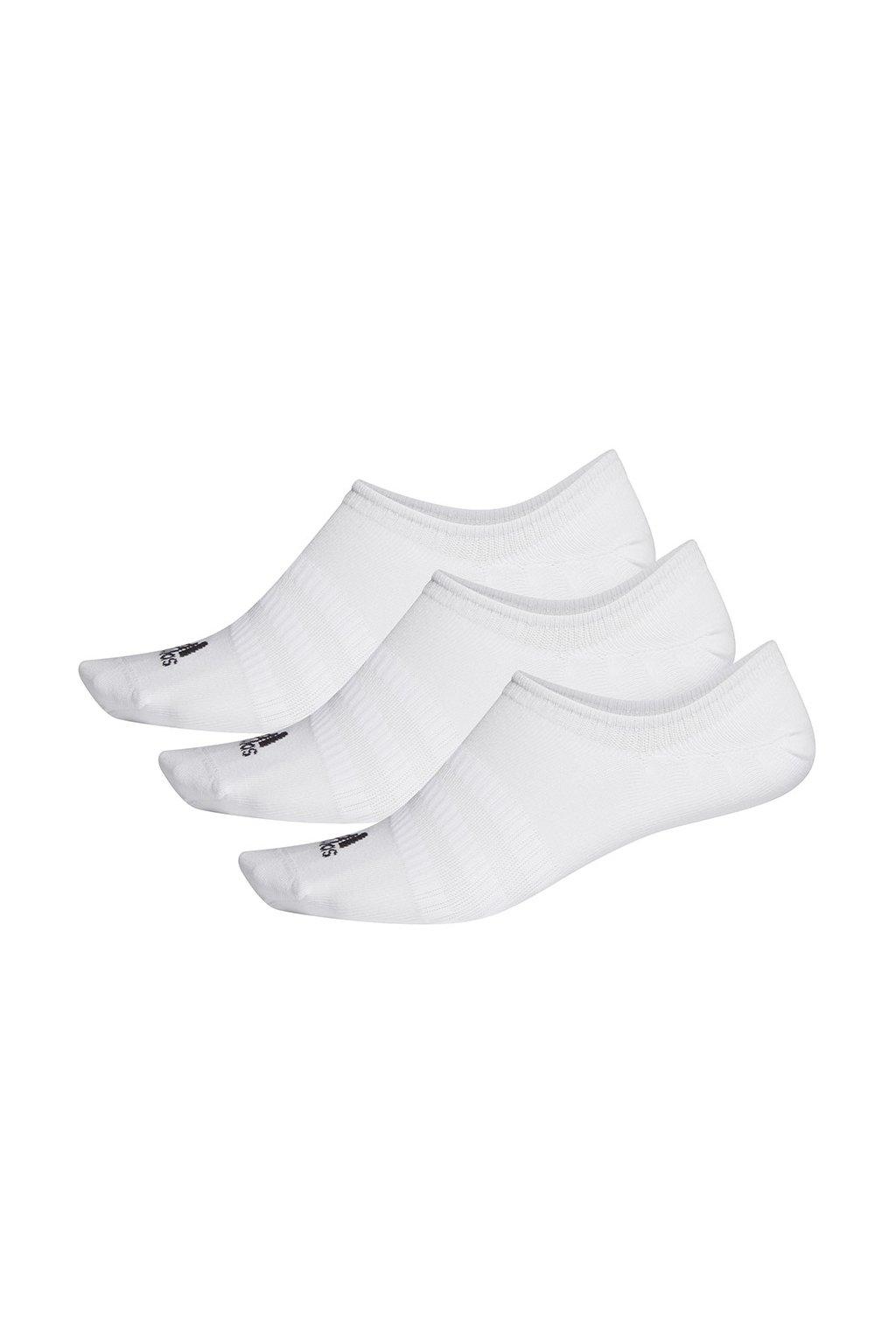 Ponožky adidas Light Nosh 3PP DZ9415 biele