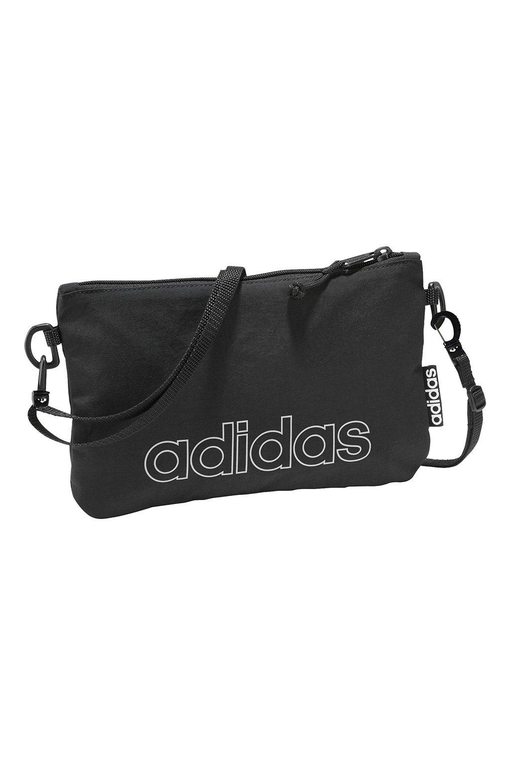 Taška na rameno adidas Clsc Satchel čierna GN2083