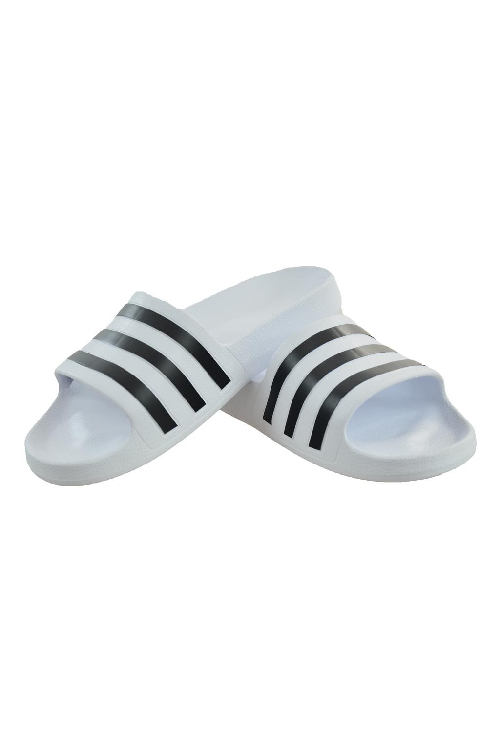 Šľapky adidas Adilette Aqua biele F35539