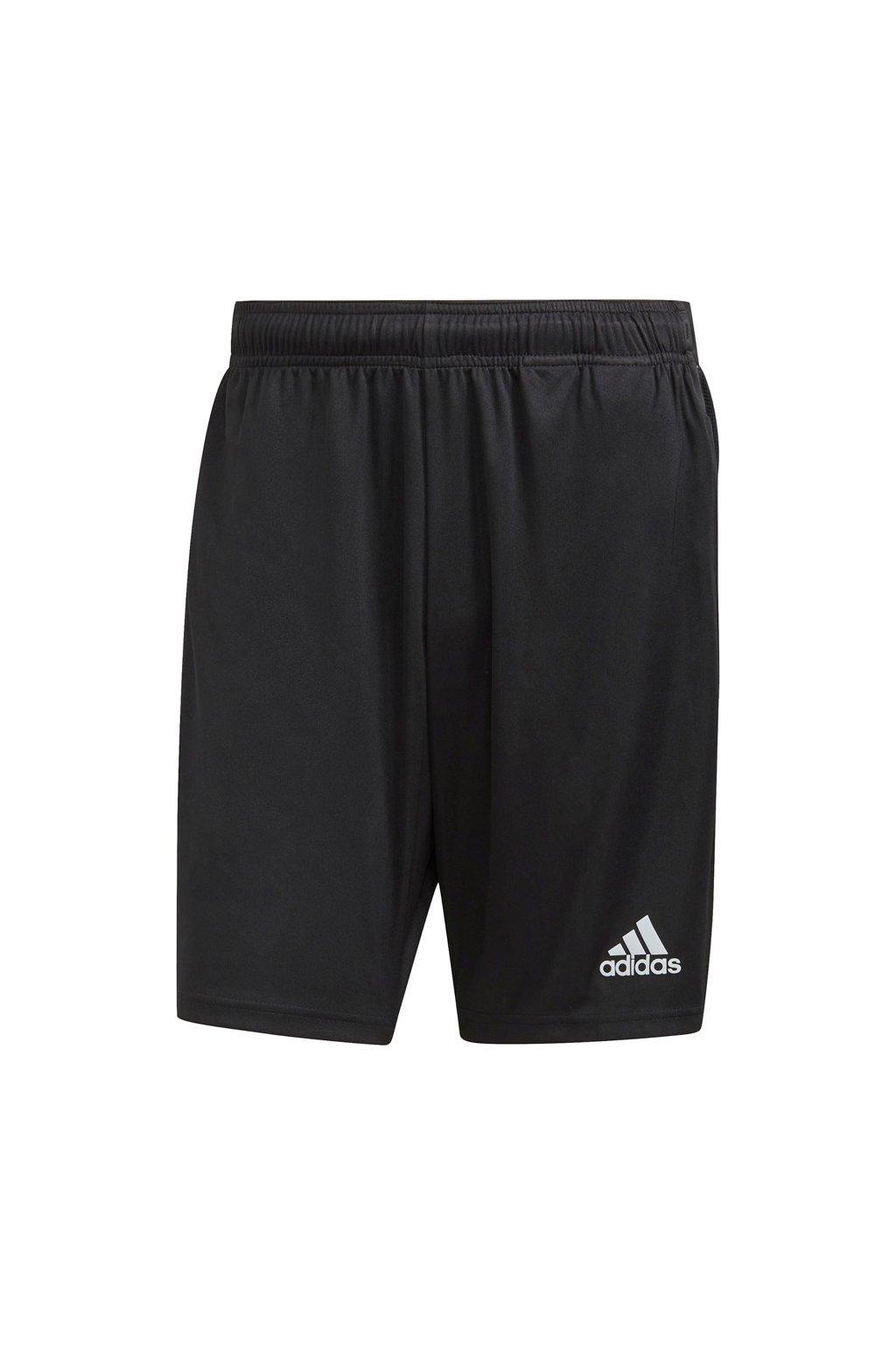Pánske kraťasy Adidas Tiro Short Reflective Wording čierne GQ1038