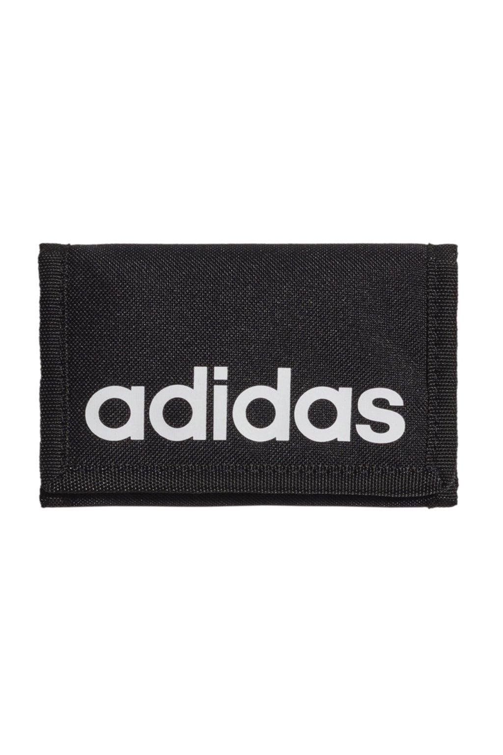Peňaženka adidas Linear Wallet GN1959 čierna