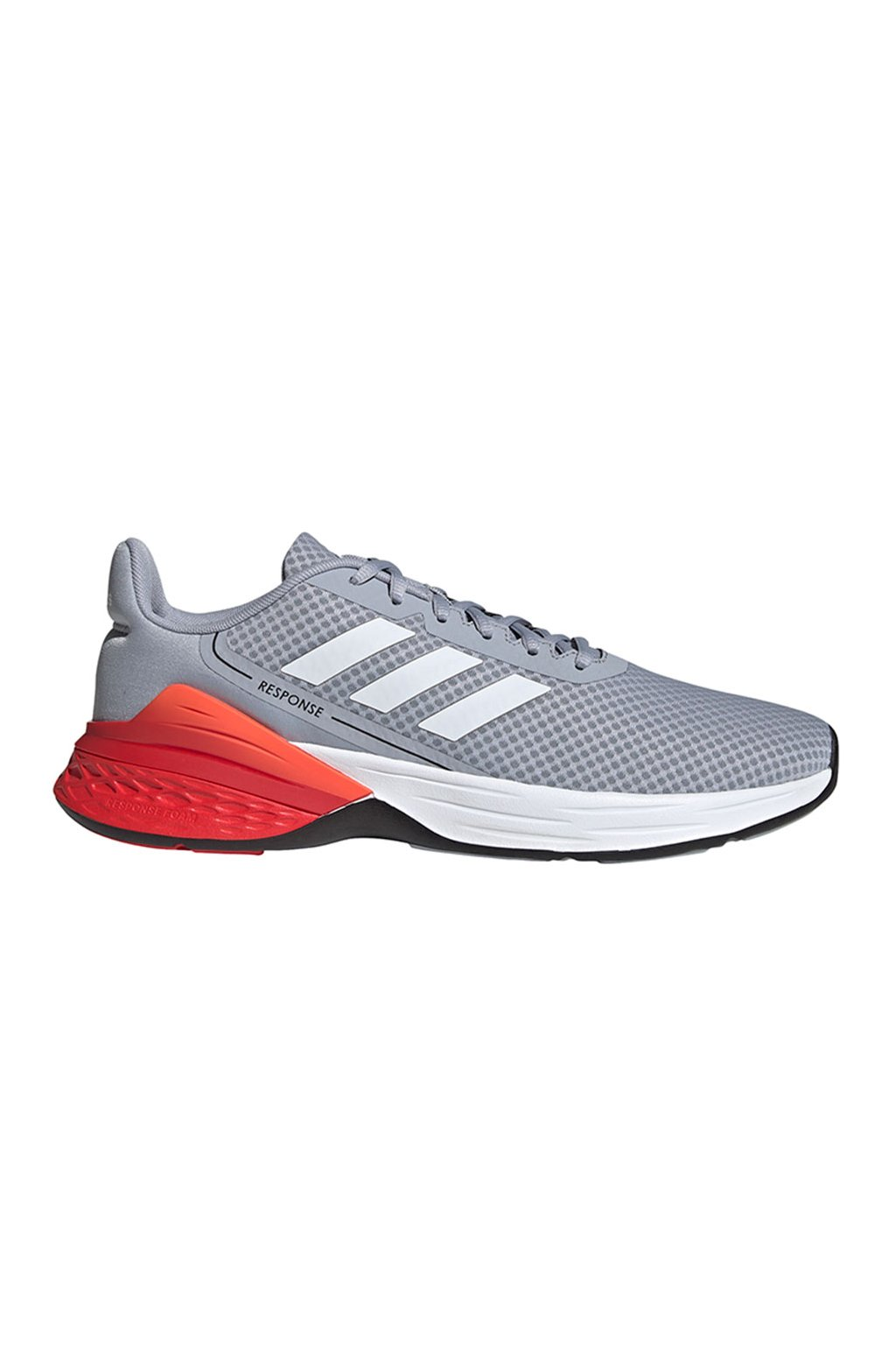 Pánske topánky Adidas Response SR šedo červené FY9152
