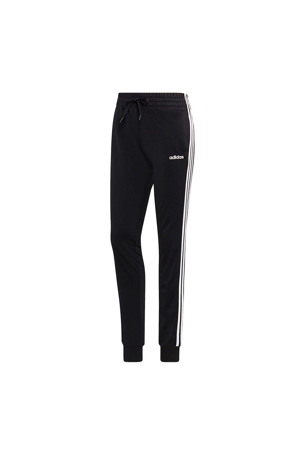 Dámske nohavice Adidas Essentials Tricot Pant Cuff čierne DP2382