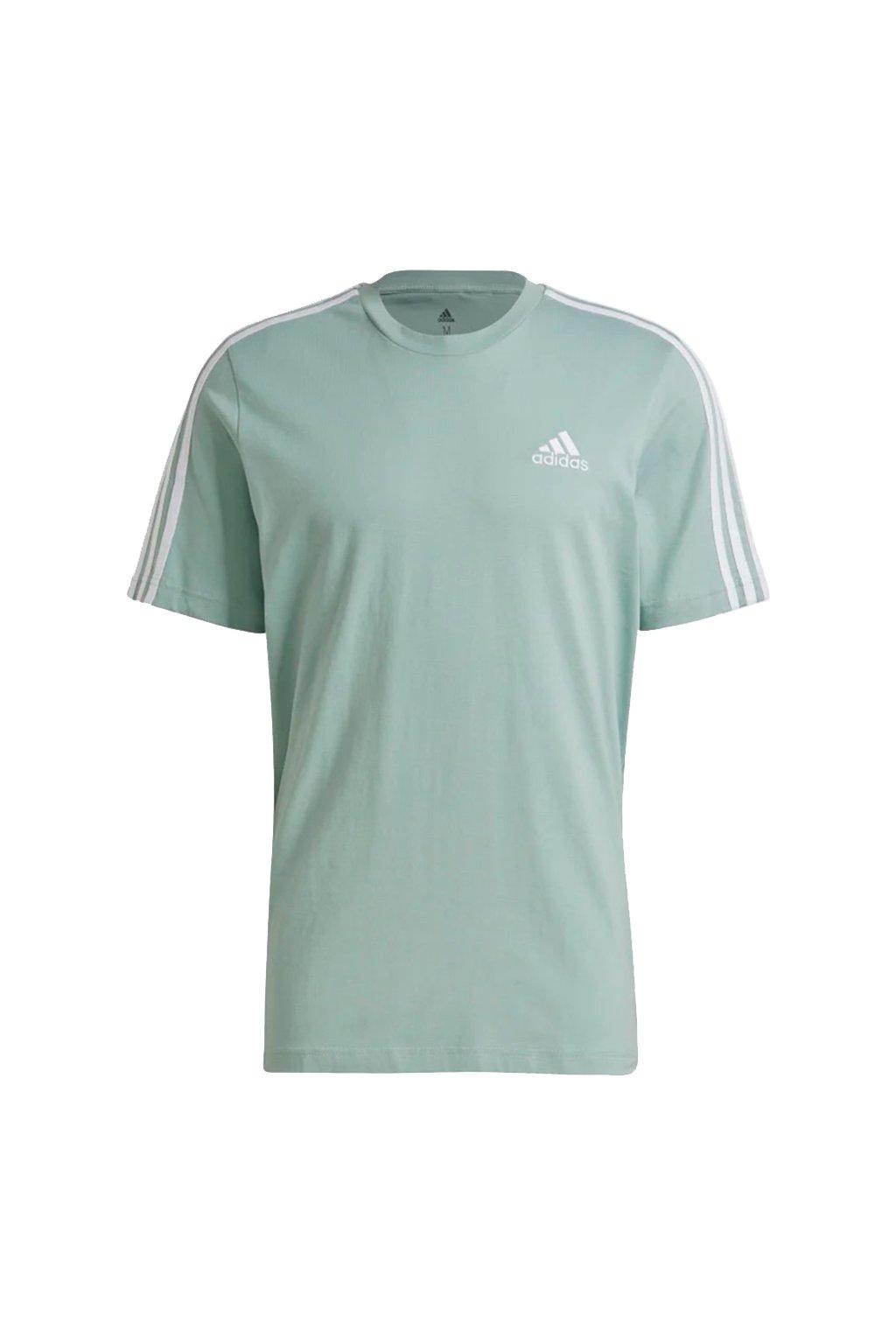 Pánske tričko adidas Essentials T-Shirt mätová GK9219