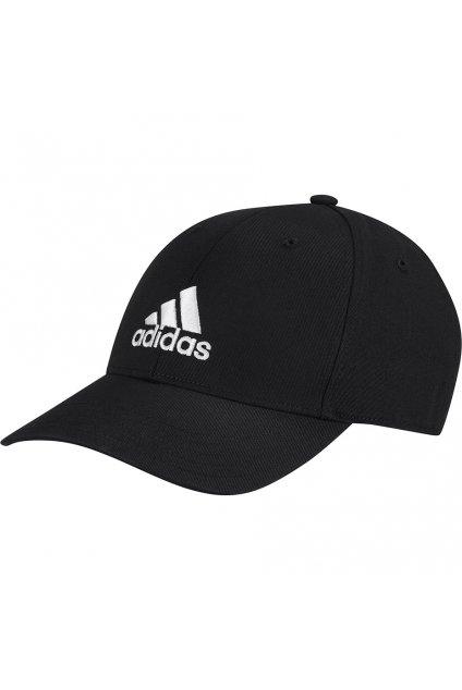 Juniorská šiltovka adidas Baseball Cap OSFY čierna FK0891