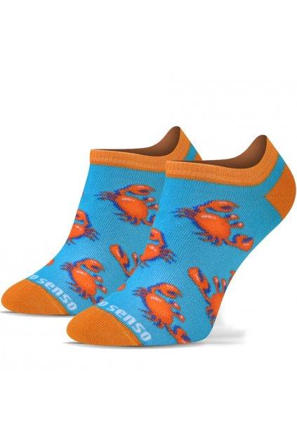 Veselé ponožky Sesto Senso kraby