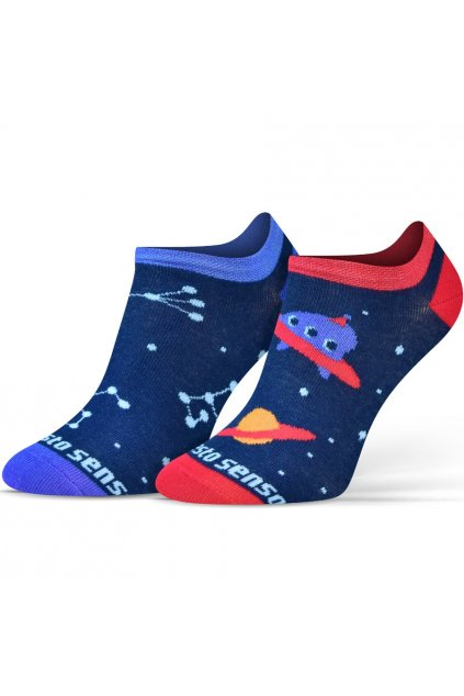 Veselé ponožky Sesto Senso kozmonaut