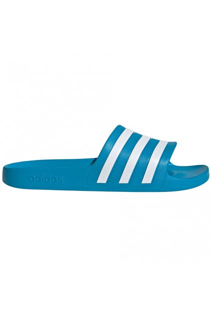 Šľapky adidas Adilette Aqua modré FY8047
