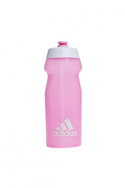 Fľaša adidas Perf Bottle 0,5l GI7649 ružová