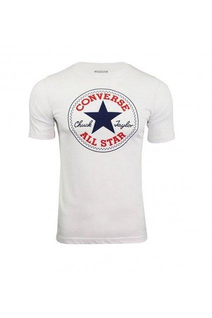 Chlapčenské tričko T-shirt biele Converse