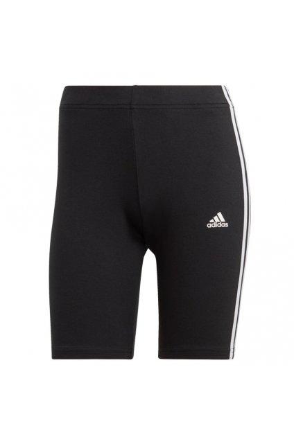 Dámske kraťasy Adidas Essentials 3-Stri čierne GR3866