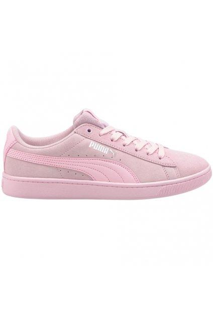 Dámske topánky Puma Vikky v2 ružové 369725 27