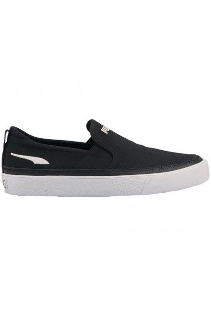 Detská obuv Puma Bari Z SlipOn čierne 380141 05