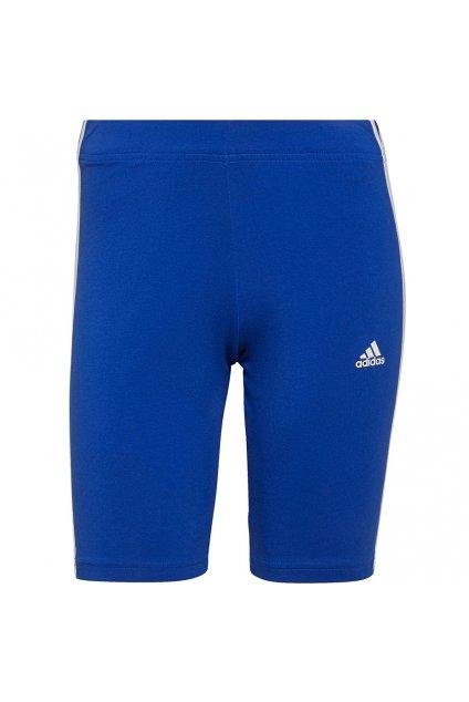 Dámske kraťasy adidas Essentials 3-Stripes Bi modré H07767