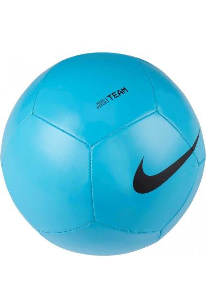 Futbalová lopta Nike Pitch Team modrá DH9796 410