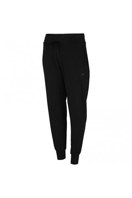 Dámske nohavice 4F sýto čierne NOSH4 SPDD350 20S