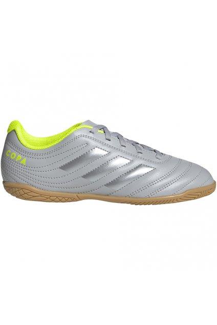 Juniorské halovky Adidas Copa 20.4 IN JR EF8354