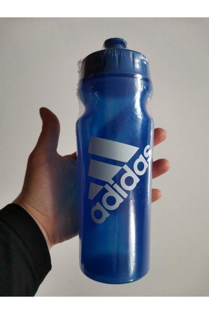 ADIDAS športová fľaša 500ml modrá DJ2234