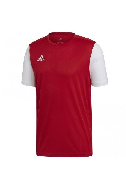 Detské tričko Adidas Estro 19 Jersey JUNIOR červené DP3230