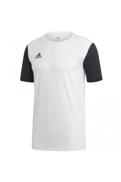 Detské tričko Adidas Estro 19 Jersey JUNIOR biele DP3234