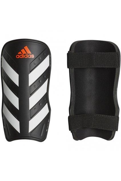 Chrániče Adidas Everlite čiernobiele CW5559
