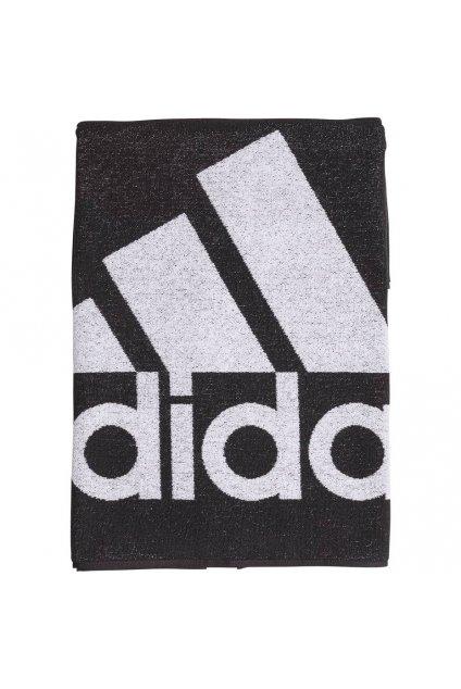 Uterák, osuška Adidas Towel L čierna DH2866