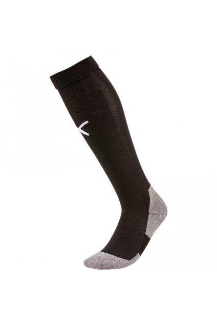 Futbalové ponožky Puma Liga Core Socks čierne 703441 03
