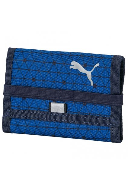 Peňaženka Puma Beta modrá 075619 13