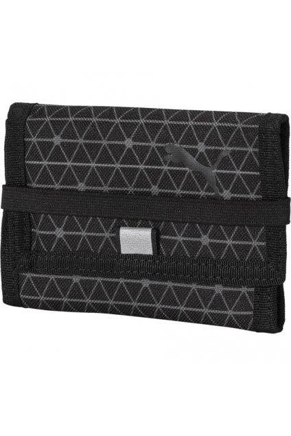 Peňaženka Puma Beta 075619-12 čierna
