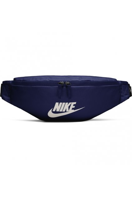 Ľadvinka Nike Heritage Hip tmavo modrá BA5750 492