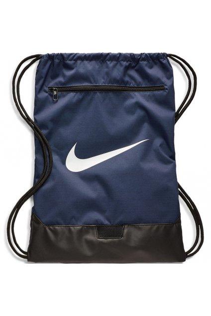 Vak na obuv Nike Brasilia 9.0 tmavomodrý BA5953 410