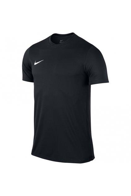 Pánske tričko Nike Park VI Jersey čierne 725891 010