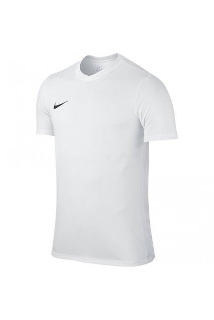 Pánske tričko Nike Park VI Jersey biele 725891 100