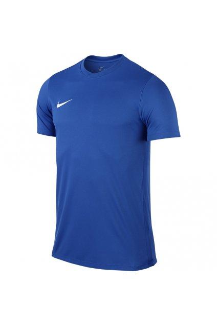 Pánske tričko Nike Park VI Jersey modré 725891 463