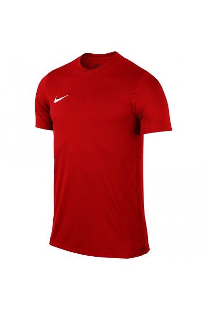Pánske tričko Nike Park VI Jersey červené 725891 657