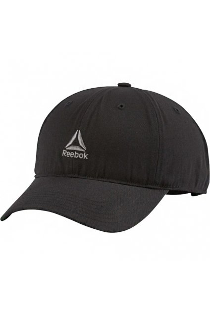 Pánska šiltovka Reebok Active Foundation Logo Cap OSFM čierna CZ9842