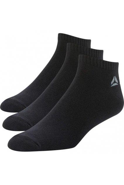 Ponožky Reebok Active Core Inside Sock 3P čierne DU2990