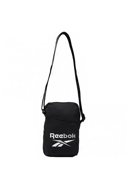 Taška Reebok Training Essentials City Bag čierna FL5122