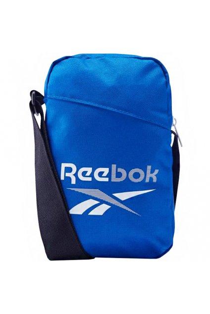 Taška Reebok Training Essentials City Bag modrá FL5123