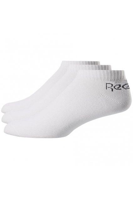 Ponožky Reebok Active Core Low Cut Sock 3 páry biele FL5224