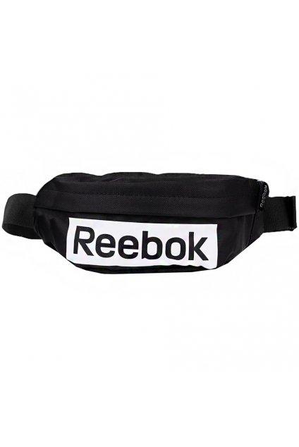 Ľadvinka Reebok Linear Logo Waistbag čierna FS7215