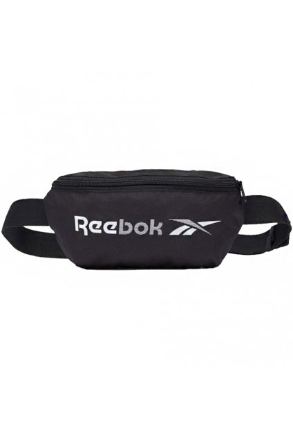 Ľadvinka na pas Reebok Training Essentials City Bag čierna FL5124