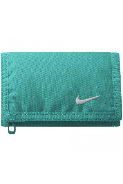 Peňaženka Nike Basic tyrkysová NIA08429
